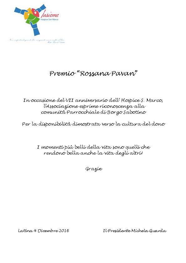 premio Pavan 2