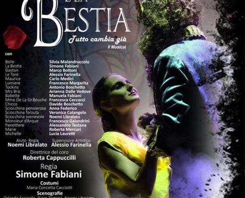locandina La bella e la Bestia